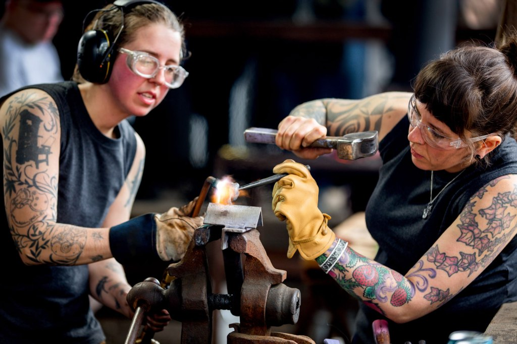 Blacksmith Competition / Crafted in Carhartt